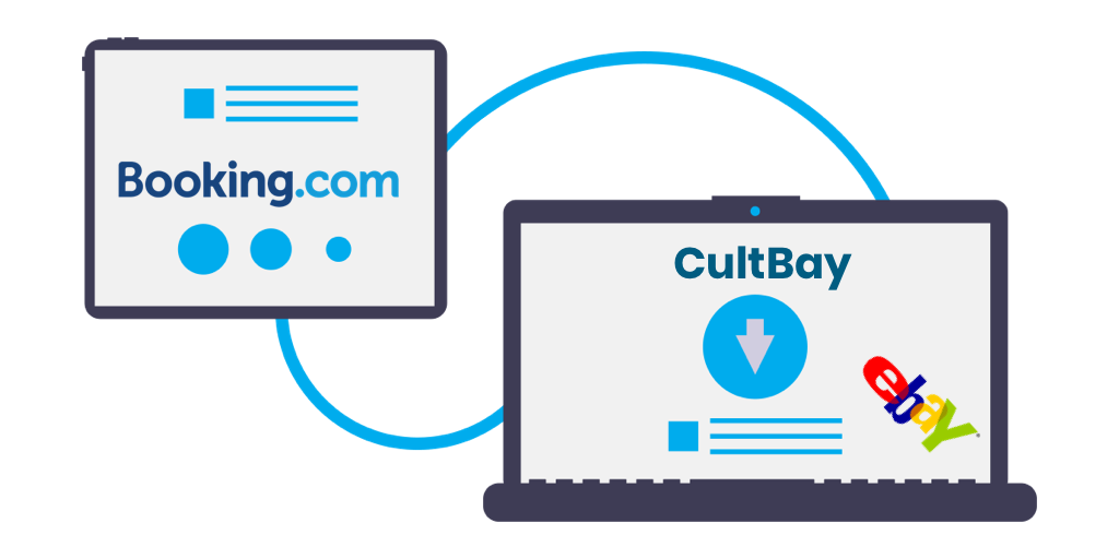 How to import data from Booking.com to the CultBay extranet?